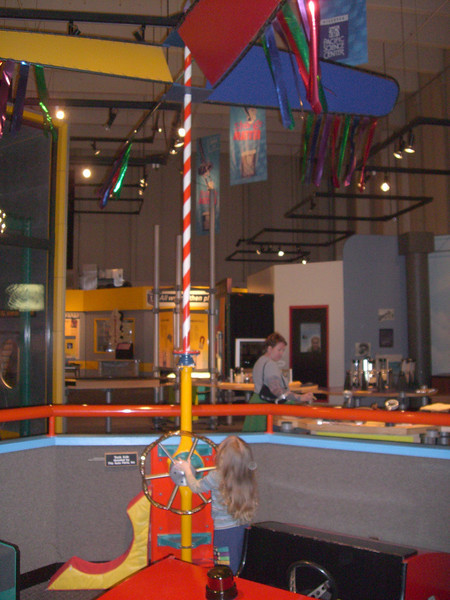 At the Pacific Science Center.