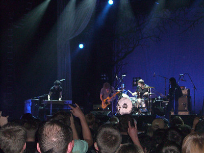 Raconteurs concert - 9.19.2009