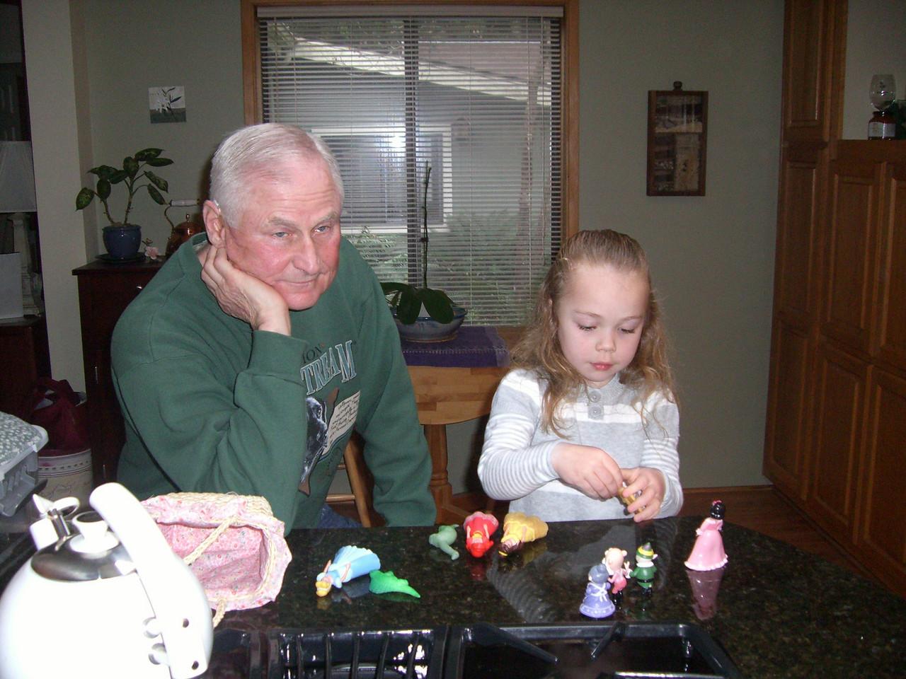 Thanksgiving '08 at Meemaw & Papa's
