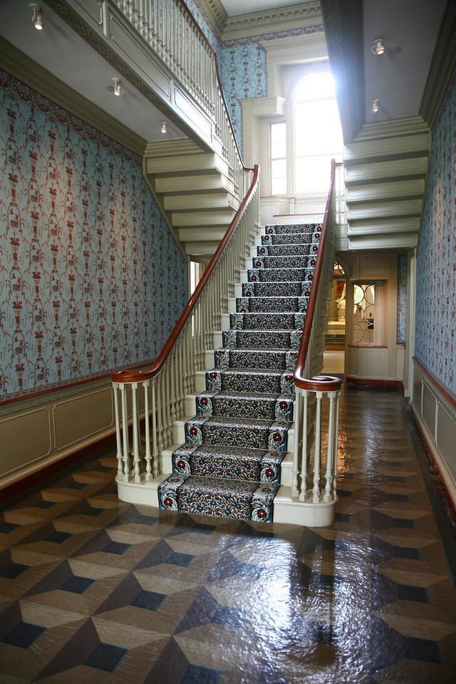 In the portland museum's McLellan House