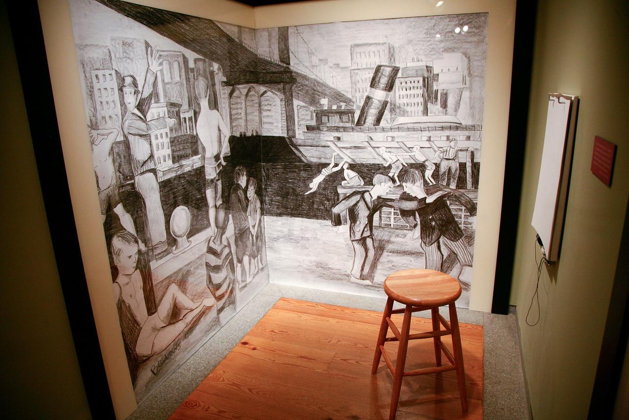 A wonderful George Bellows exhibit