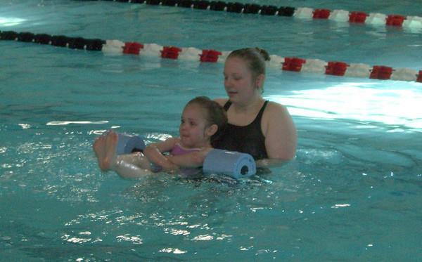 Swim lessons - week 2