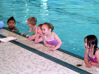 Swim lessons - week 2