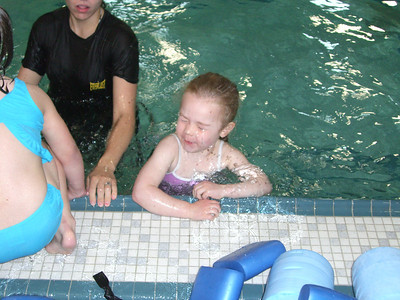 Swim lessons - week 4