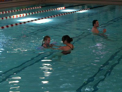 Swim lessons - 2nd session