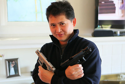 Don with guns