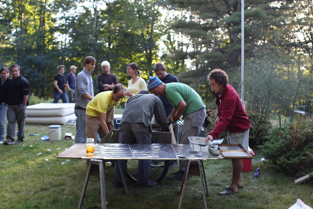 Long Overdue: Motley Pig Roast '09