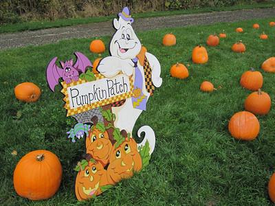 Halloween '09 - Pumpkin Patch