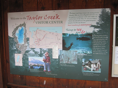 2009.10 - Tahoe. Taylor Creek.