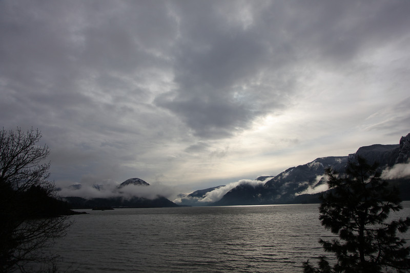 One of our locations was on the Columbia river- which was absolutely spectacular.