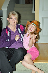 Sep. 2011 - Mom & Ben's visit.