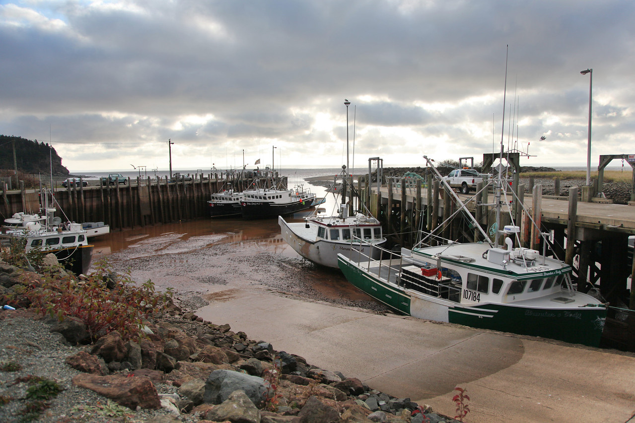 The harbor in Alma. I know this photo is a little cliché but it was still pretty cool to see!