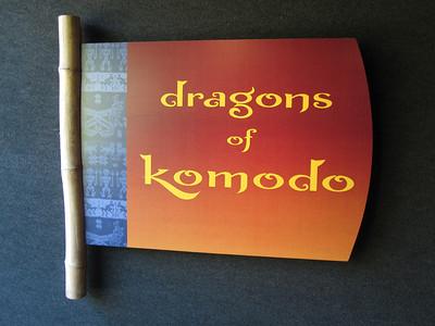 Woodland Park Zoo - komodo dragon exhibit