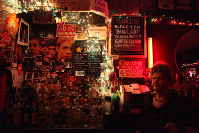 Lucy's bar