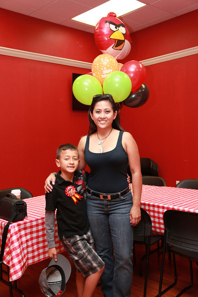 Troy 8th Bday