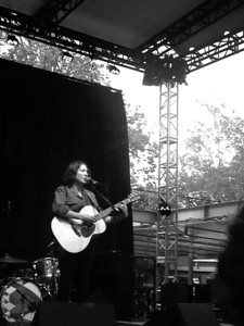 2012.09 - Bumbershoot: Alela Diane...a beautiful voice