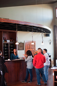2012.10 - Chad's birthday: wine tasting in Prosser, WA. Gamache winery.