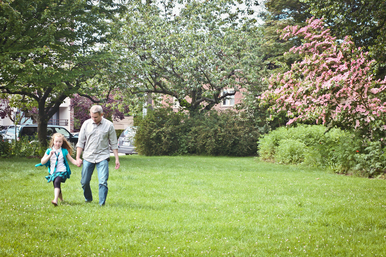 2012.06 - Afternoon of dad & daughter pics by Talitha Bullock