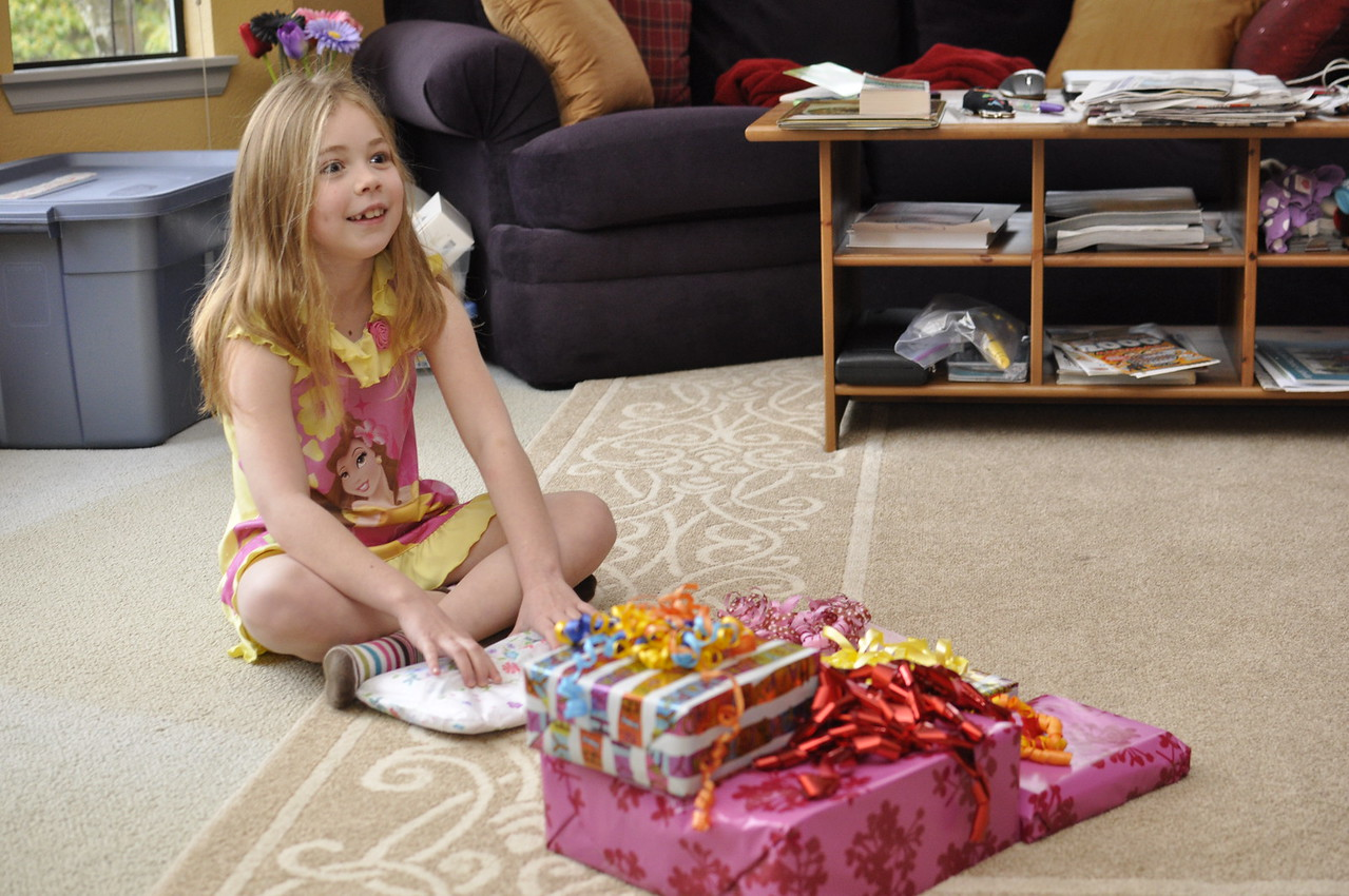 2012.01 - Kimber's 8th Birthday