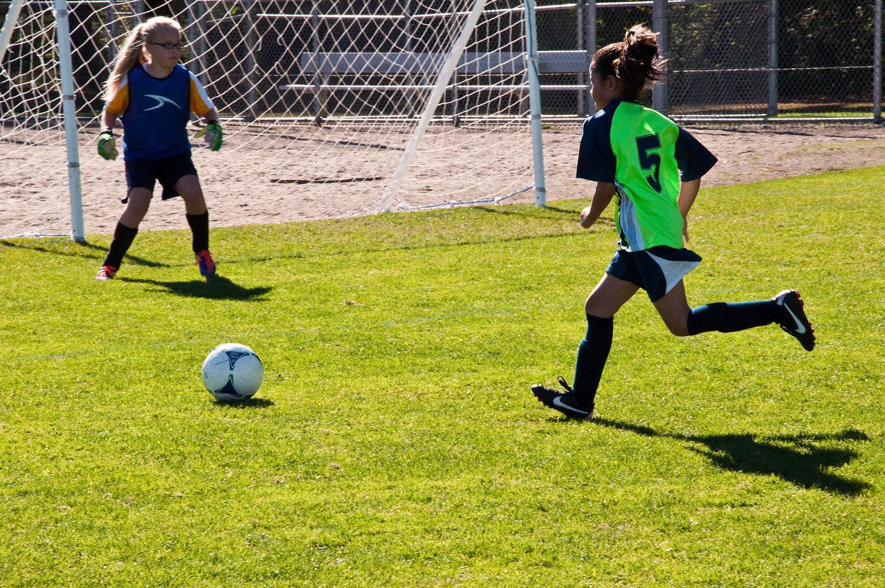 2012.09.30 - Soccer match vs. EV Koivu