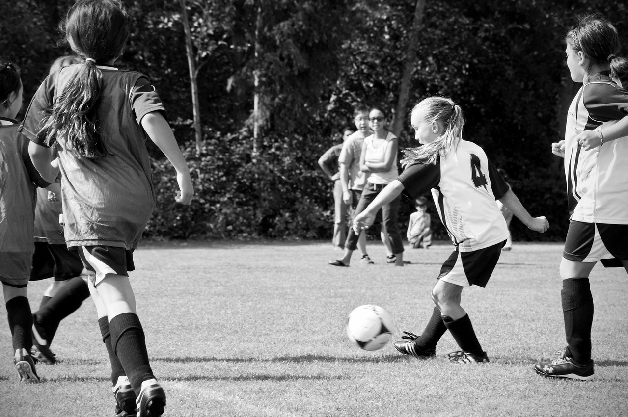 2012.09.16 - Soccer match vs. MU Drury