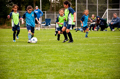2012.09 - Soccer match vs. TB Stewart Blue Lightning