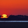 Charleston at Sunset