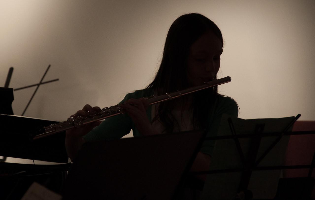 2013.05.18 - flute ensemble. Xerna.