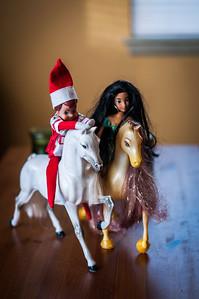 Day 16 - horseback riding