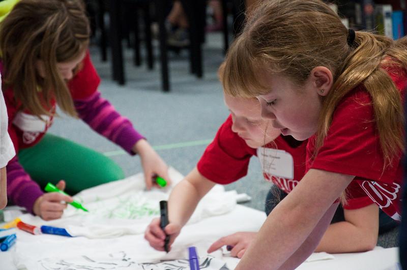 2103.03 - Destination Imagination Competition - Preparing for their main challenge