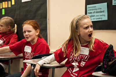 2103.03 - Destination Imagination Competition - playing around in between challenges