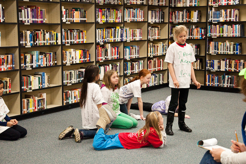 2103.03 - Destination Imagination Competition - Their main challenge