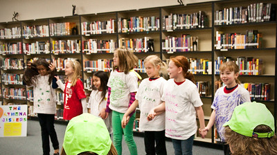 2103.03 - Destination Imagination Competition - After finishing their main challenge