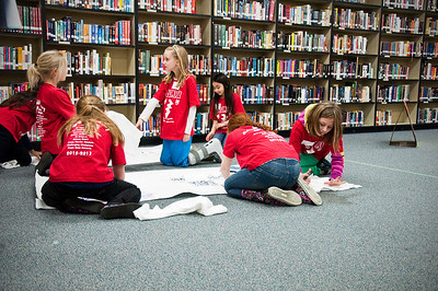 2103.03 - Destination Imagination Competition - Preparing for their main challenge
