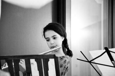 2013.05.18 - flute ensemble. Mikayla.