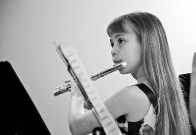 2013.05.18 - flute ensemble. Kimber.