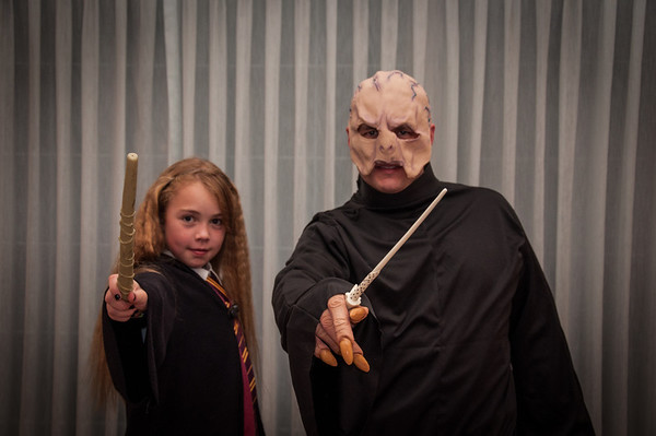 Halloween '13 - Wands...ready!
