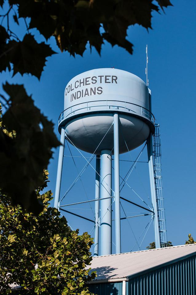 2013.09.27 - Illinois trip to see Grandma. Colchester.