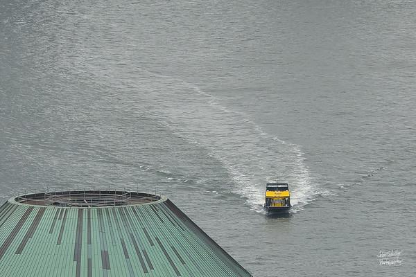 Ferry cross the Hudson...