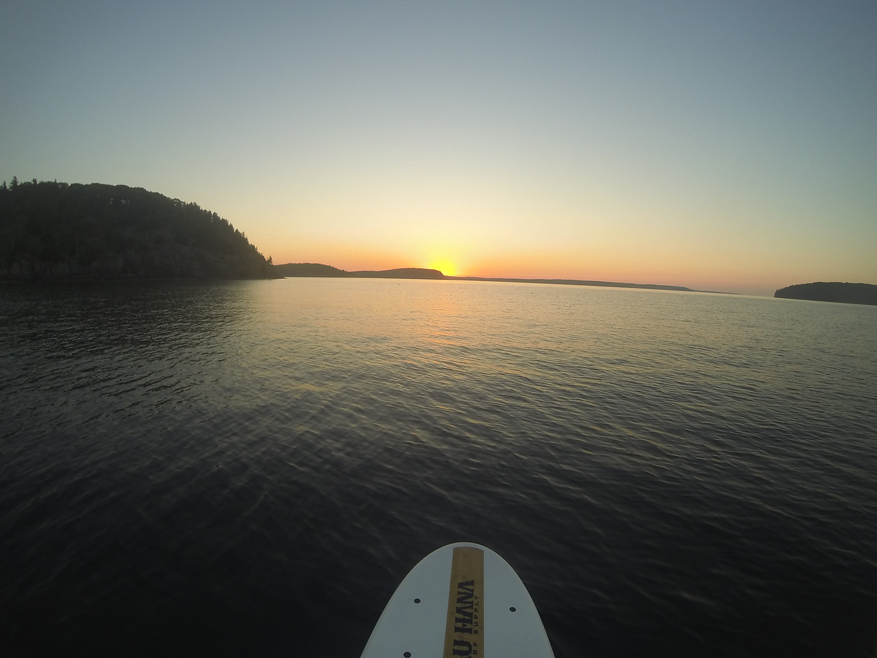 Dawn SUP