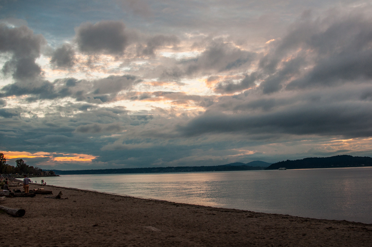 2014.10.18 - Alki Beach