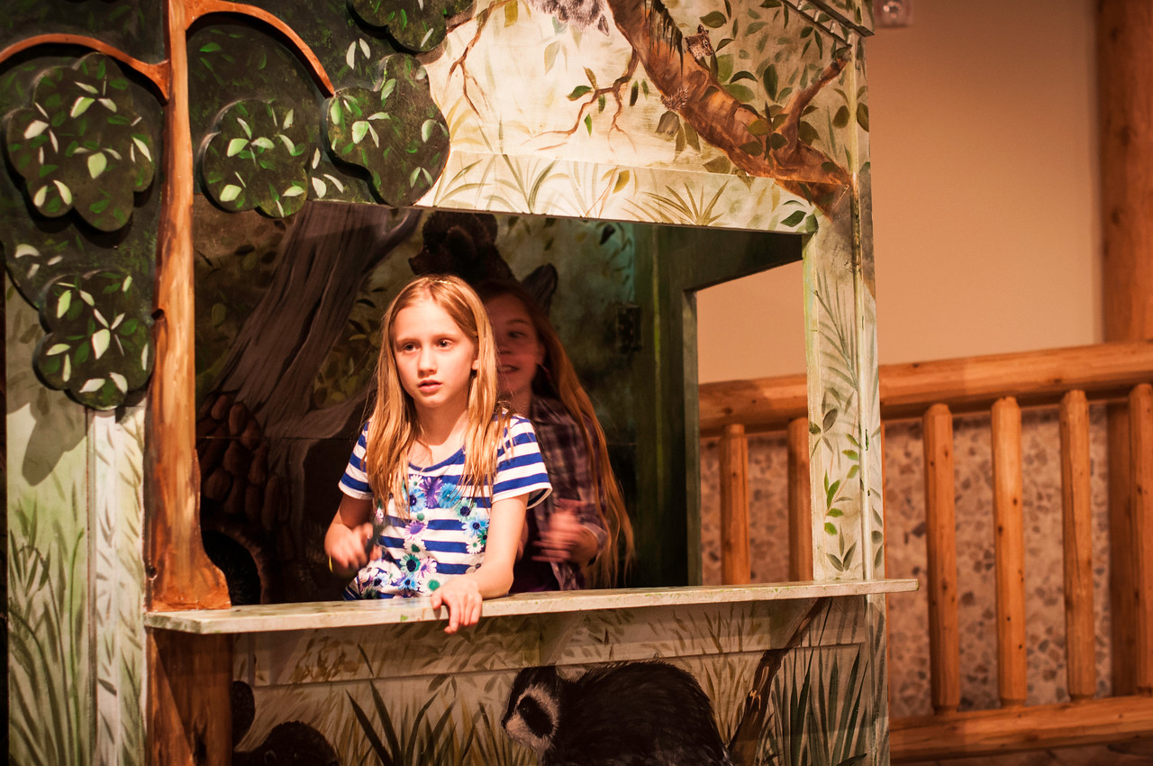 2014.05.10 - Children's Museum - campgrounds