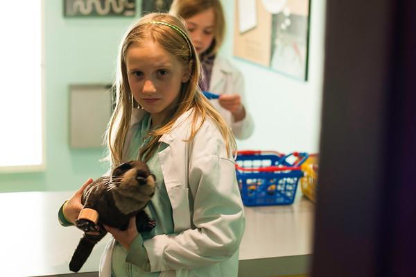 2014.05.10 - Children's Museum - veterinarian