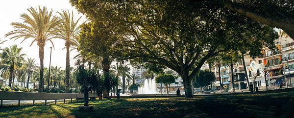 The Town of Sant Antoni de Portmany