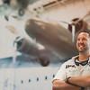 Pilot Ronald McNutt // Photo by Zackariah Cole