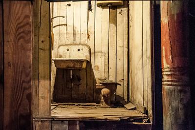 Early century toilet