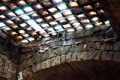 Underground skylight