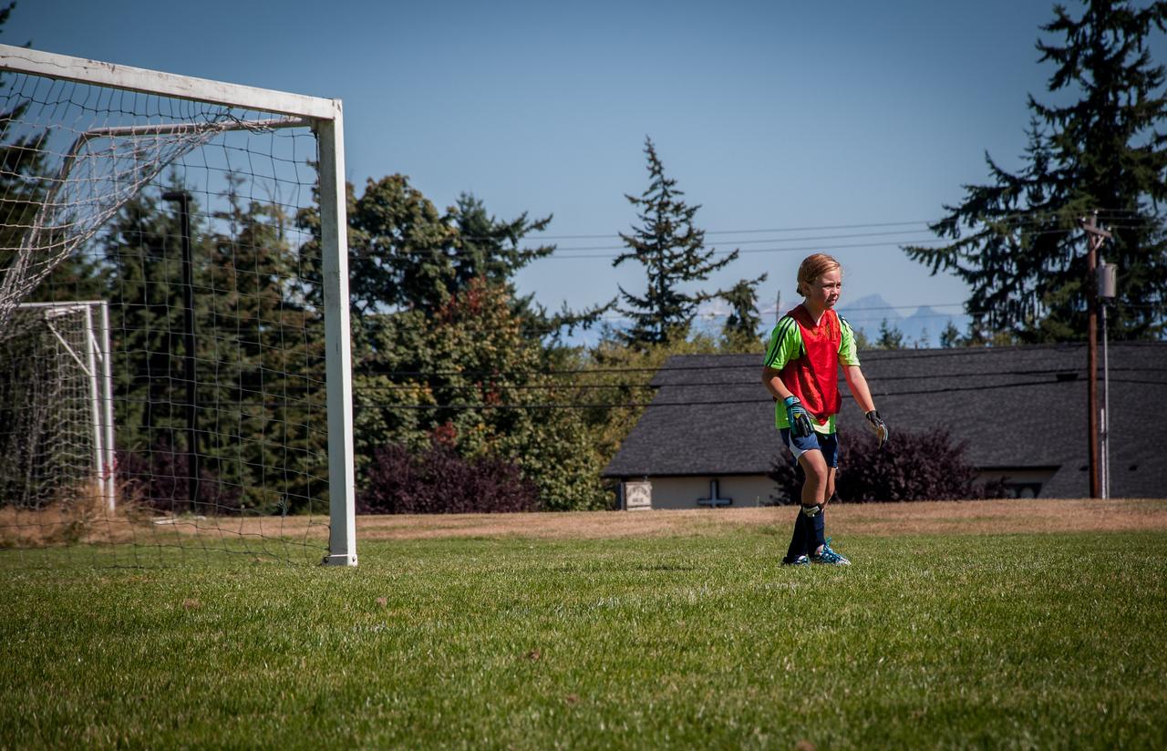 2014.09.14 - vs. TB Gilbertson Hawks