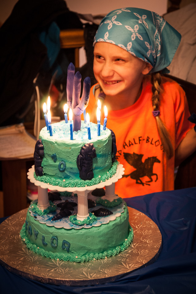 Taylor's 10th birthday party [3.15.2014]