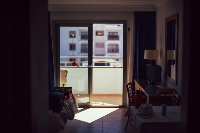 Waking Up in a Strange Ibizan Hotel